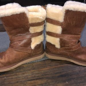 66df6d190c7 UGG Becket women's style 1005380 boots size 10